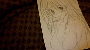Lucy Heartfilia by ElieGlory16
