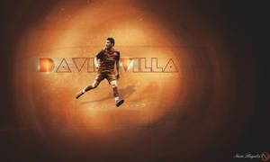 David Villa - Wallpaper by ex-works1