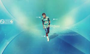 Neymar Wallpaper by ex-works1
