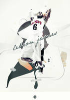 Lebron James by ex-works1