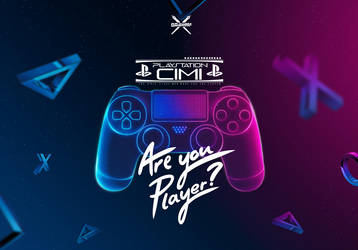 Are You Player ? Playstation CIMI by ex-works1