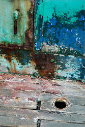 Old Boats details VI by philcopain
