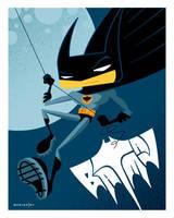 kid batman by strongstuff