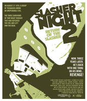 slasher night 2 by strongstuff