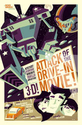attack of the drive-in movie by strongstuff