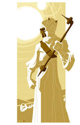 tusken raider commission by strongstuff