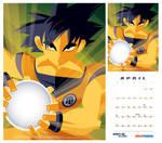 nicktoons: dragon ball Z kai by strongstuff