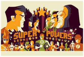 mondo: DC super powers by strongstuff