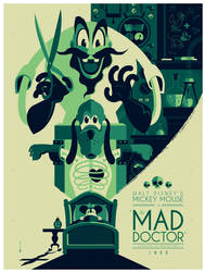 mondo: the mad doctor by strongstuff