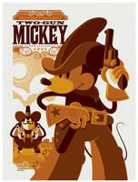 mondo: two-gun mickey by strongstuff