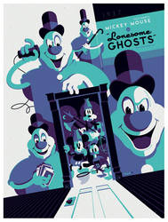 mondo: lonesome ghosts by strongstuff