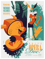 mondo : what's opera doc : variant by strongstuff