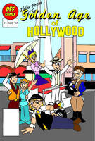 Tales From The Golden Age of Hollywood by PeterSFay