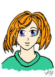 Draw Manga Now! - Head Study by PeterSFay