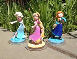 Disney Infinity: Girl Power! by PeterSFay