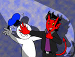 I'm Hellbent, and I'm the real reason to subscribe by PeterSFay