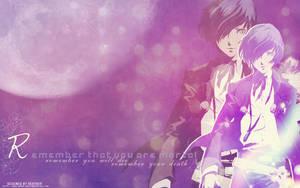 Persona 3 by hizachan