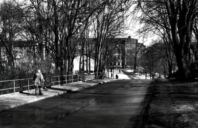 stockholm: nordic walking by clint-on