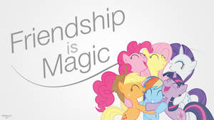 Friendship is Magic by UtterlyLudicrous