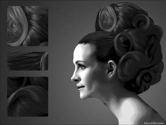 Julia Roberts by pinkcoma