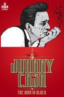Johnny Cash 2 by Bokula