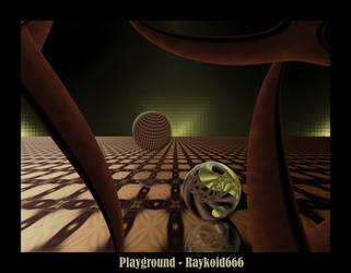 Playground by Raykoid666