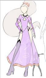 PriGeni (Scum of the Stars custom race) by KyuaFlora