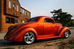 Tangerine Dream by rimete