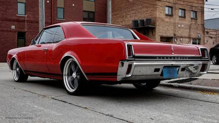 1967 Oldsmobile Cutlass_F85 by rimete