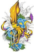 Squid by ryanschipper89