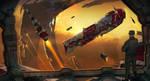 Commission - Homeworld Clandestine by Shimmering-Sword