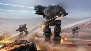Battletech - Kharon by Shimmering-Sword