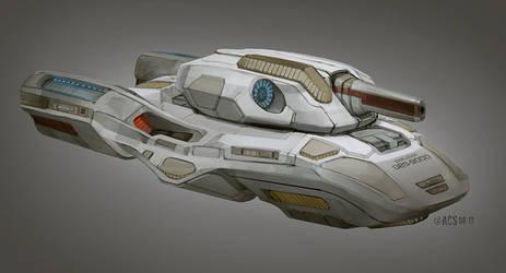 Commission - Star Trek Tank by Shimmering-Sword