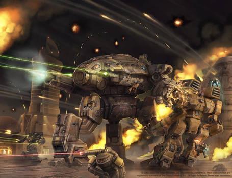 Battletech - Technical Readout 3145 by Shimmering-Sword