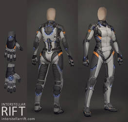Interstellar Rift - Undersuit by Shimmering-Sword
