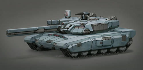 Commission - Goliath Tank by Shimmering-Sword