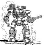 Battletech - Warhammer by Shimmering-Sword