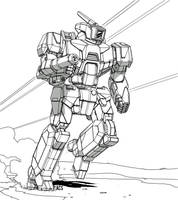 Battletech - Stinger by Shimmering-Sword