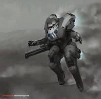 Parvam Heavy Jump Armor by Shimmering-Sword