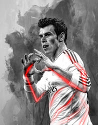 Bale Futuristic Mobile Wallpaper by subhan22