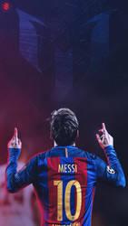 Messi-Lockscreen-2017-Barca-Mobile-Wallpaper by subhan22