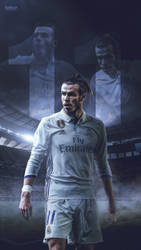Gareth Bale 2017 mobile wallpaper Lockscreen by subhan22
