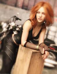 Promo Render - Margie for Genesis 3 Female by QuanticDementia