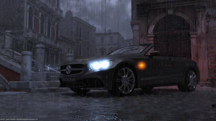 Render Test - Rain 03 Mix by QuanticDementia