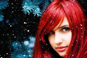 Winter emotions by ideea