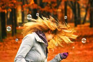 Wild autumn by ideea