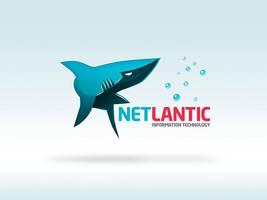 Netlantic logo by floydworx