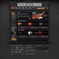 Instrument shop layout v1 by floydworx