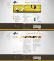 Lotus Sports Management design by floydworx
