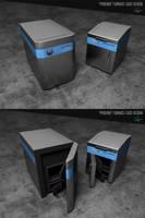 Phoenix furnace-case design by floydworx
